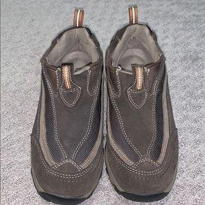 L.L Bean trek 2.5 waterproof slip on hiking shoes